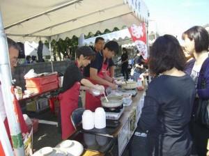 土鍋料理グランプリ風景