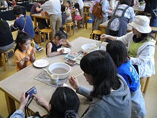 陶芸教室のイメージ